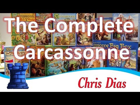 The Complete Carcassonne