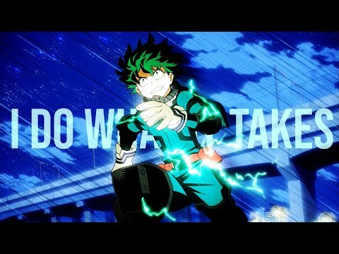 BNHA | I Do What It Takes
