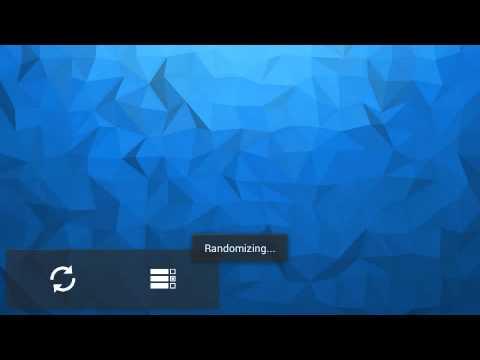 Video of Fracta Pro Live Wallpaper