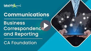 Business Correspondence & Reporting