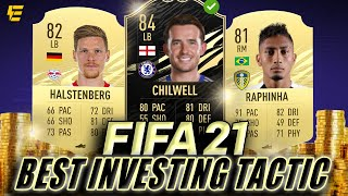 FIFA 21 INVESTMENT GUIDE! (BEST CARDS TO INVEST IN!) | TRADING TO GLORY #4 | FIFA 21 ULTIMATE TEAM