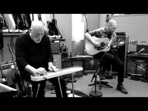 Ben Watt!' albümüne David Gilmour'dan katkı.