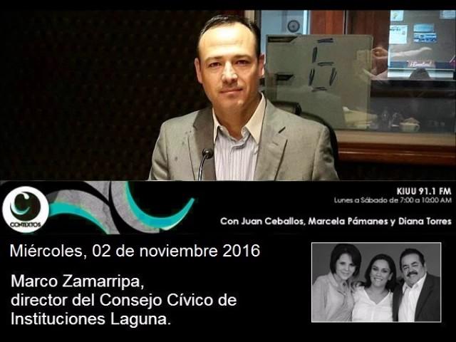 """También gobiernos de La Laguna """"maquillan"""" cifras delictivas: CCI"""