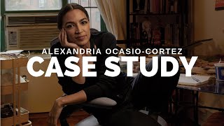 Alexandria Ocasio-Cortez Case Study Using Sidereal Astrology