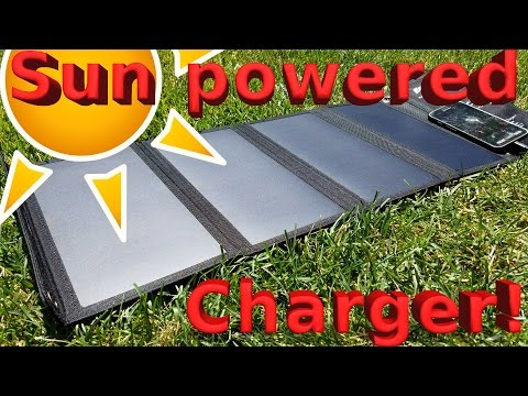 Solar Powered USB Cell Phone Charger - is it worth it?!