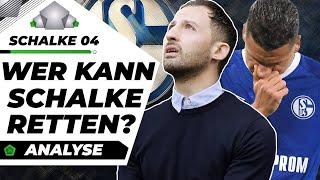 Wieso Schalke gegen den Abstieg kämpft! |Analyse
