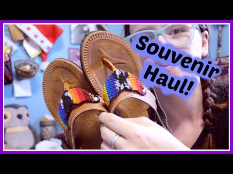Video Souvenir Haul | Panamá and Costa Rica