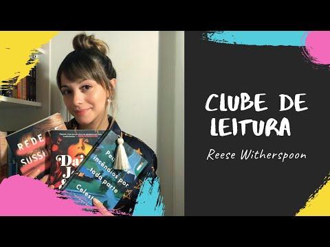 LIVROS PUBLICADO NO BRASIL - CLUBE DE LEITURA DA REESE WITHERSPOON