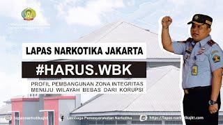 Profil Pembangunan Zona Integritas Menuju Wilayah Bebas dari Korupsi WBK
