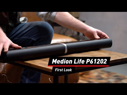 Medion Life P61202: Flexible Soundbar bei Aldi