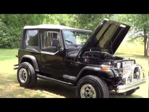 1994 Jeep Wrangler Video Tour