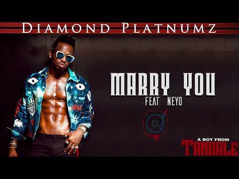 Diamond Platnumz Ft Ne-yo - Marry You (Official Audio)