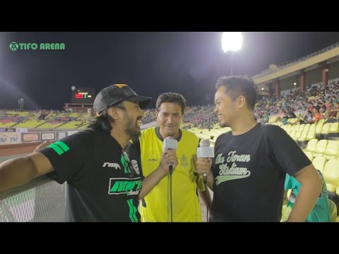 TIFO ARENA HANJING..?!! | Liga Super 2017 | Melaka United v FELDA United | #AkuTurunStadium