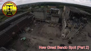New great Bando Spot (Part 2) | Freestyle FPV