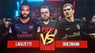 FIFA VERSUS: ЛЯКАЗЕТТ VS ГРИЗМАНН