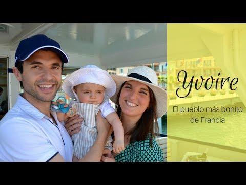 Yvoire, el pueblo más bonito de Francia | Tres Españoles por el Mundo