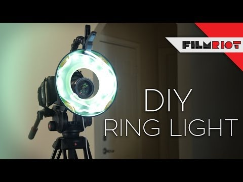 DIY Ring Light!