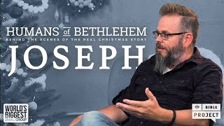 How Joseph's Doubts Made the Christmas Story Even More Powerful (feat. The Bible Project)