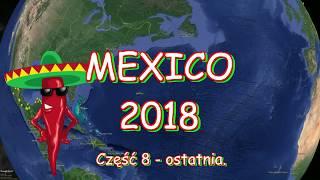Meksyk 8 bis: Izamal, Chichen Itza, Ik Kil, Cancun