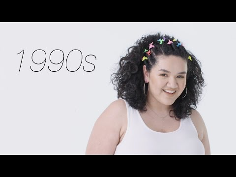 100 Years of Hair Accessories   Glamour