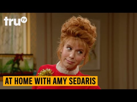 At Home with Amy Sedaris - Amy's Not-So Holiday Special | truTV
