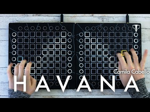 Camila Cabello - Havana (Dim Wilder Remix) // Most Difficult Launchpad Performance? (4K) Mp3