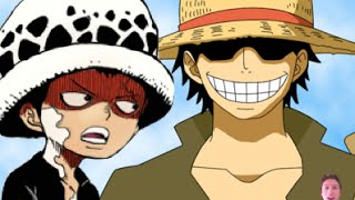 """One Piece 763 Manga Chapter Review- The """"Will of D"""" + Law & Doflamingo's Past Revealed?! ワンピース 763"""