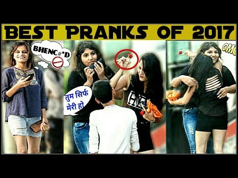 BEST PRANKS OF 2017  In Jaipur !! best prank compilation by 3 jokers !! PRANKS IN INDIA