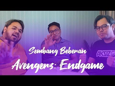 #SembangBeberan (Spoiler Talk) Avengers: Endgame