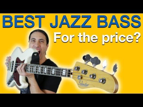 The Best Jazz Bass For The Price? – Schecter Diamond J Plus Review