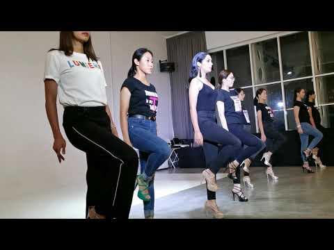 Learn catwalk | Modeling | Runway walk | How to walk