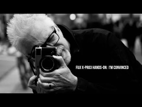 External Review Video WGAujvm8LzY for Fujifilm X-Pro3 APS-C Camera