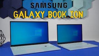 Samsung Galaxy Book Ion Serie im Test - Warum hat Samsung so lange gewartet?