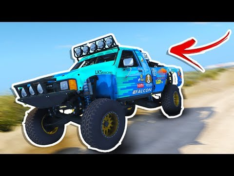 This Is The BEST OFF-ROAD Truck Mod For BeamNG Drive....period.