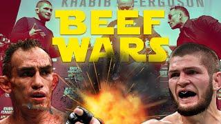 Khabib Nurmagomedov vs Tony Ferguson: Beef Wars | UFC 249