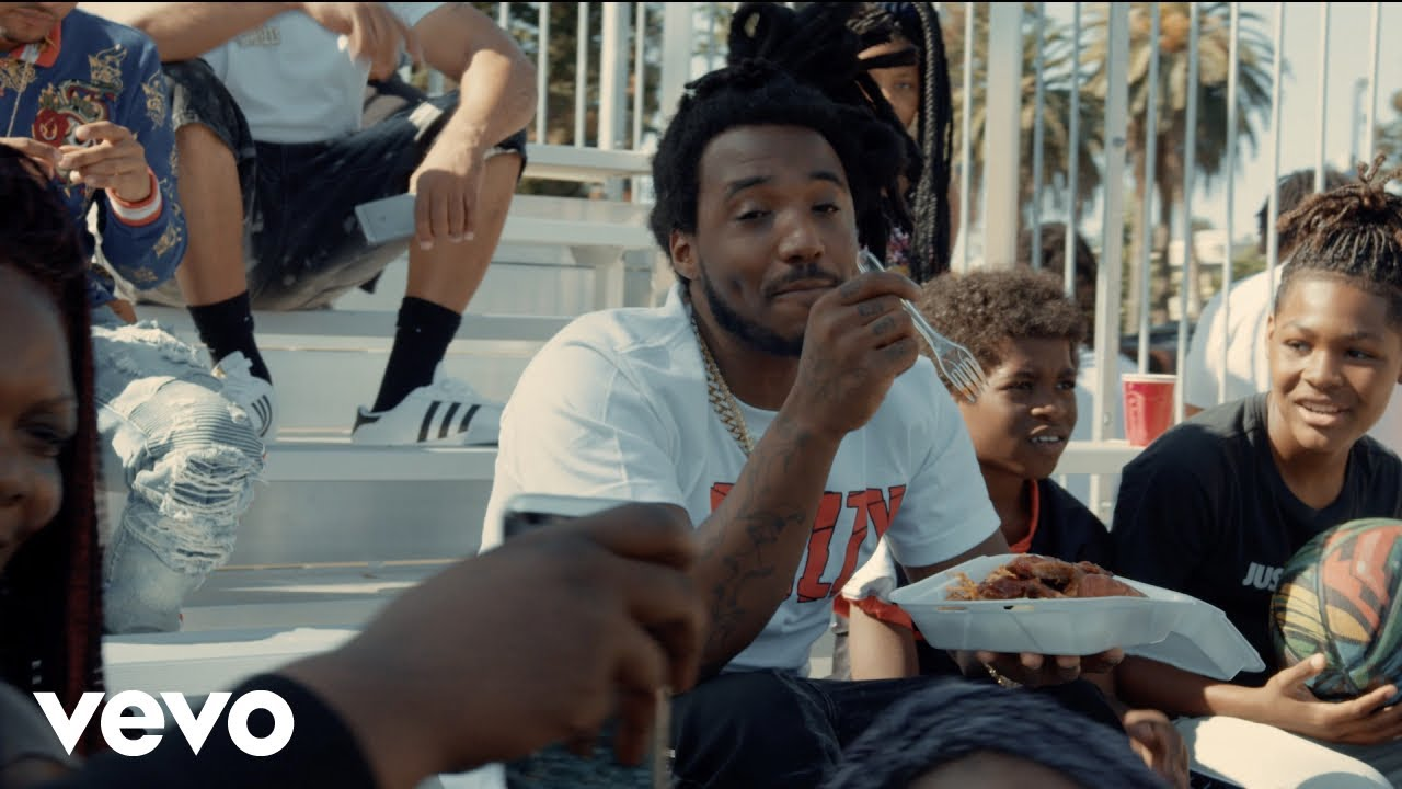 Mozzy - Big Homie From The Hood (Official Music Video)