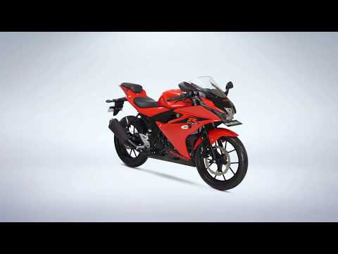 SUZUKI GSX R150 & S150 FULL HD