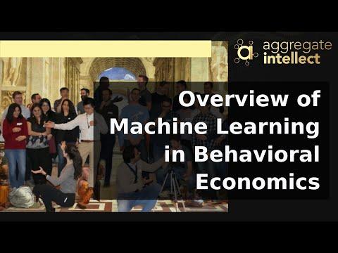 Overview of ML in Behavioral Economics