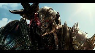 Transformers: The Last Knight   All Megatron Scenes