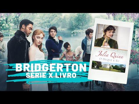 Bridgerton comentando 1ª temporada e polêmicas da série