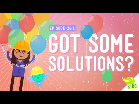 Download Got Some Solutions?: Crash Course Kids #26.1 Mp4 HD Video and MP3