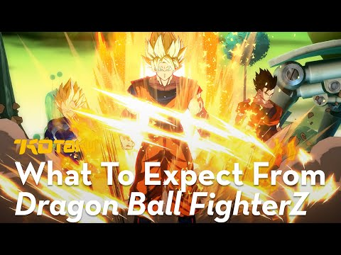 What To Expect From Dragon Ball FighterZ