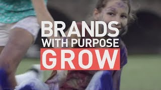 Brands with purpose grow – and here's the proof