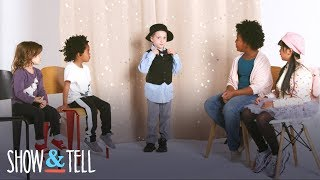 Show and Tell Favorite Outfit Fashion Show |  Show and Tell | HiHo Kids
