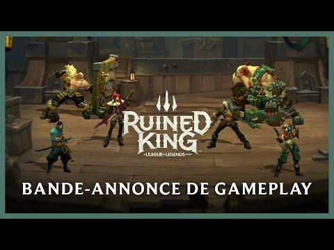 Premier trailer de gameplay de Ruined King : A League of Legends Story