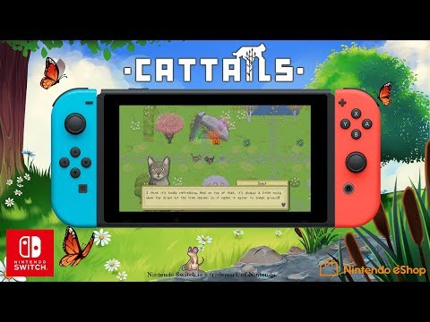 Cattails | Nintendo Switch™ Trailer thumbnail
