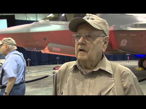 The Legacy Continues: F-35 Hangar Dedicated to P-38