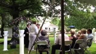 Sheena And Nicks Wedding 7/13/13 Part 2