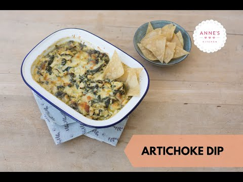 , title : 'Artichoke and Spinach Dip