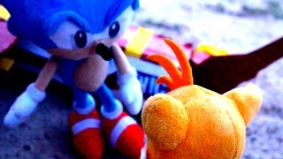 Sonic Plush: Sonic Meets Tails